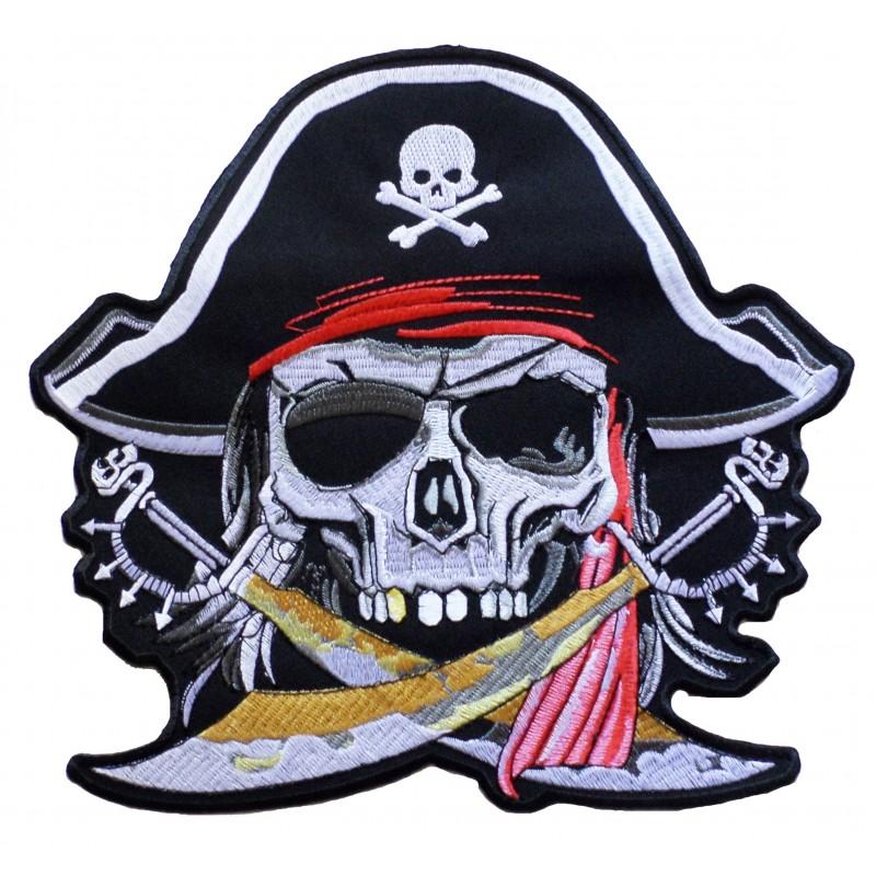 BГјgelbild Pirat