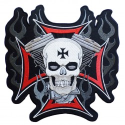 Iron-on Back Patch