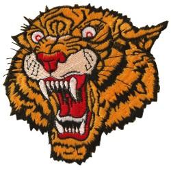Toppa  termoadesiva tigre
