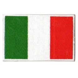 Patche écusson drapeau Italie