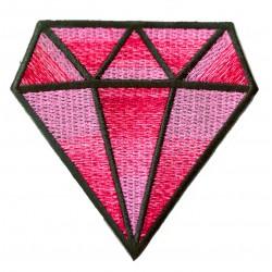 Toppa  termoadesiva diamante