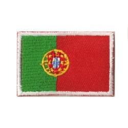 Iron-on Flag Small Patch