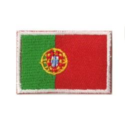 Patche écusson petit drapeau Portugal