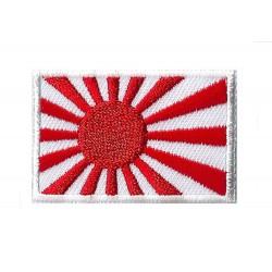 Patche écusson petit drapeau Japon Impérial