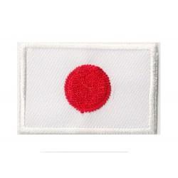 Patche écusson petit drapeau Japon