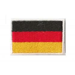 Patche écusson petit drapeau Allemagne