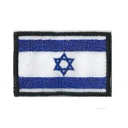 Patche écusson petit drapeau Israël