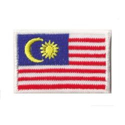 Patche écusson petit drapeau Malaisie