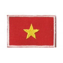 Patche écusson petit drapeau Vietnam