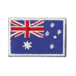 Patche écusson petit drapeau Australie