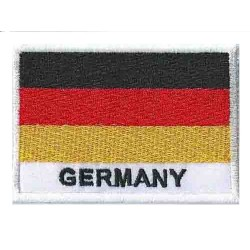 Flag Patch Germany