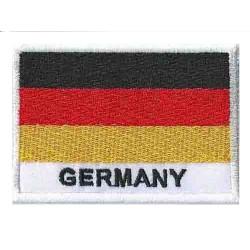 Patche drapeau Allemagne