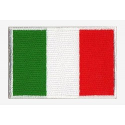 Flag Patch Italy