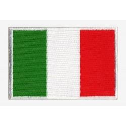 Toppa  bandiera Italia
