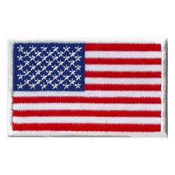 Patche drapeau USA