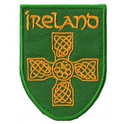 Patche écusson thermocollant Irlande Celte