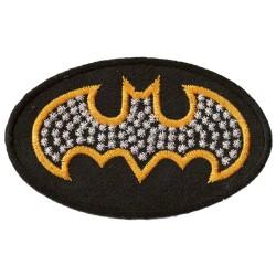 Parche termoadhesivo Batman
