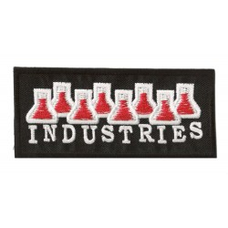 Iron-on Patch Chemical Industries