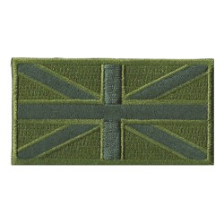 Patche écusson thermocollant British Army Union Jack