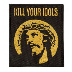 Patche écusson thermocollant Kill Your Idols