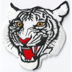 Iron-on Patch Tiger