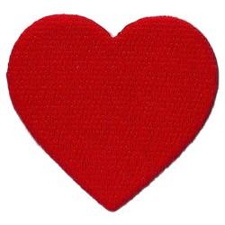 Patche écusson thermocollant Coeur
