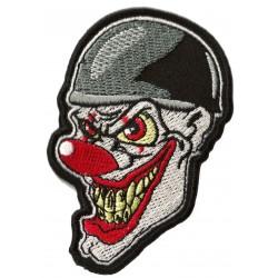 Patche écusson thermocollant clown