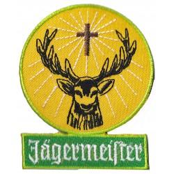 Patche écusson thermocollant Jägermeister
