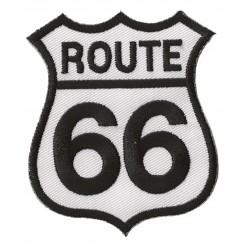 Patche écusson thermocollant Route 66