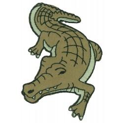 Patche écusson thermocollant Crocodile