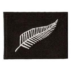 Patche écusson thermocollant New Zealand All Blacks