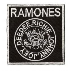 Patche écusson thermocollant The Ramones