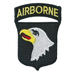 Iron-on Patch Airborne
