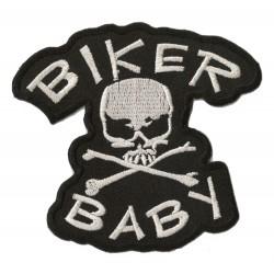 Patche écusson thermocollant Biker Baby