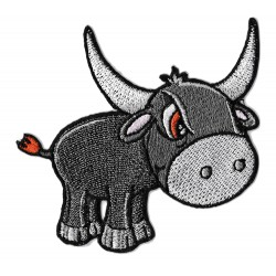 Iron-on Patch Bull