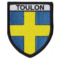 Aufnäher Patch Bügelbild Toulon