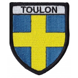 Patche écusson Toulon