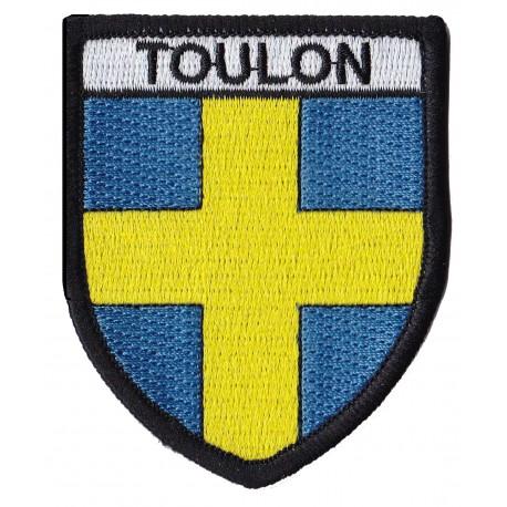 Patche écusson Toulon