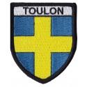 Patche écusson thermocollant Toulon