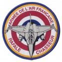Iron-on Patch pilot Rafale