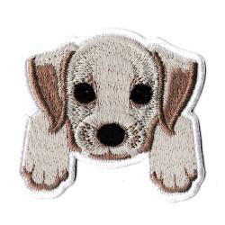 Parche termoadhesivo cachorro