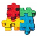 Iron-on Patch Puzzle