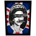 Sex Pistols official printed backpatch