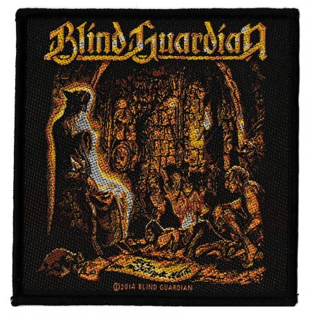 Blind Guardian  patche officiel patch écusson sous license