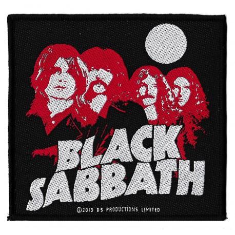 Black Sabbath patche officiel patch écusson sous license