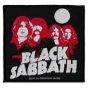 Black Sabbath toppa ufficiale intrecciata patch