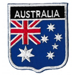 Aufnäher Patch Flagge Bügelbild