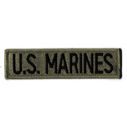 Patche écusson thermocollant US marines