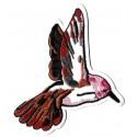 Iron-on Patch bird hummingbirds