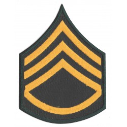Patche écusson Staff Sergeant US army USA